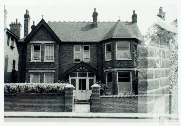 Dom Józefa Hallera w Londynie