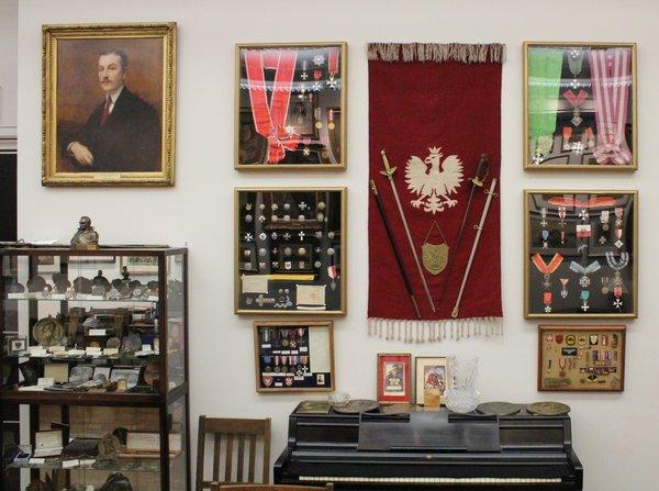Zbiory Instytutu Piłsudskiego w Ameryce