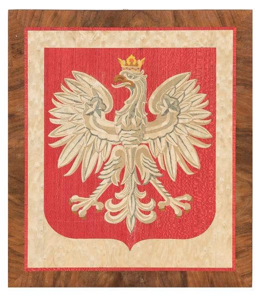 Godło Polski ze zbiorów Instytutu Józefa Piłsudskiego w Ameryce