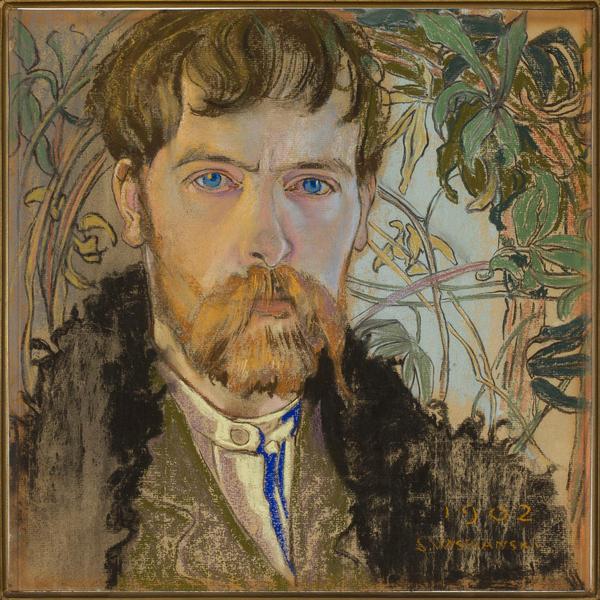Stanisław Wyspiański, Autoportret