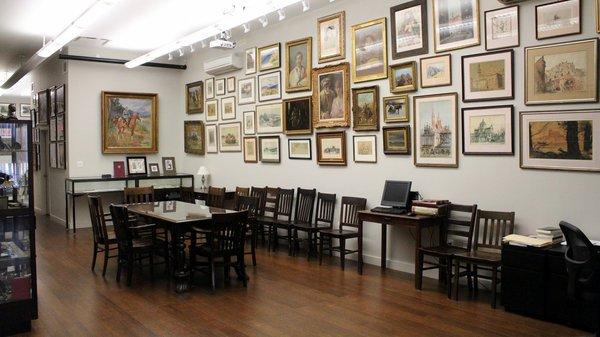 Zdjęcie Galerii Instytutu Józefa Piłsudskiego w Ameryce