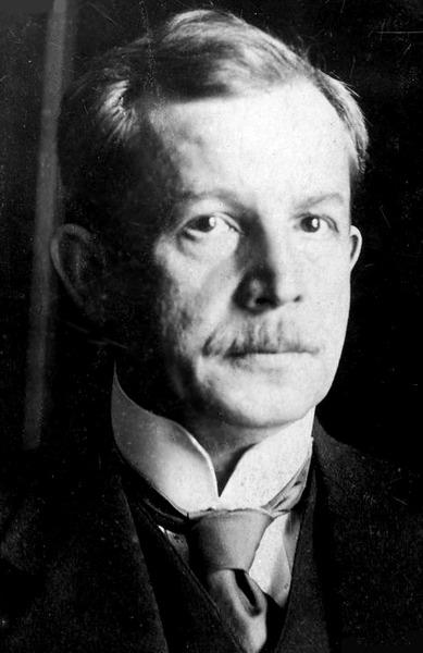 Wojciech Korfanty w 1925 roku
