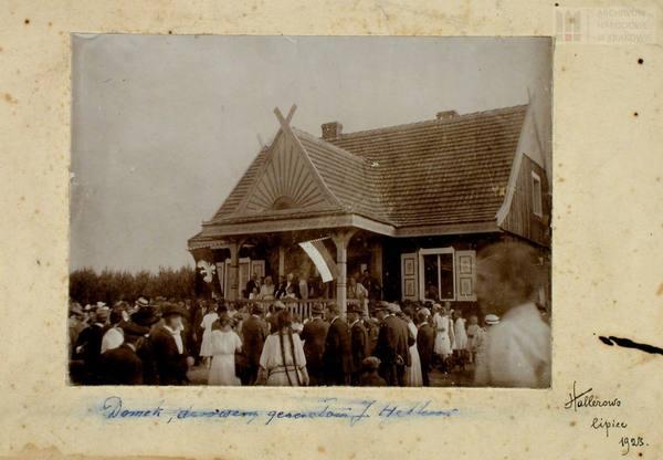 Dom Józefa Hallera w Hallerowie