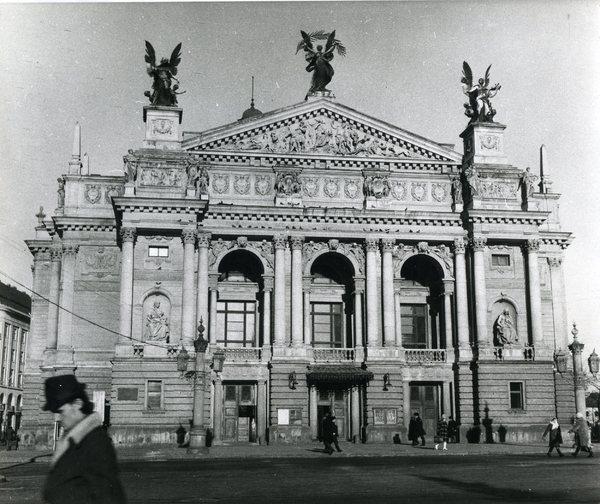 Lwów, Teatr Wielki