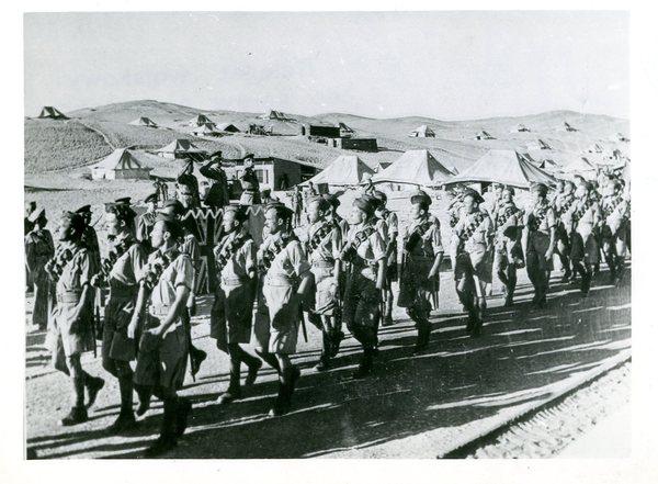 Armia Polska na Wschodzie, Iran, 1942 r.