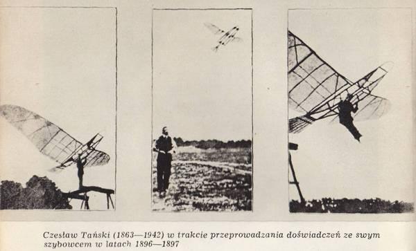 """Czesław Tański  """"Lotnia"""""""