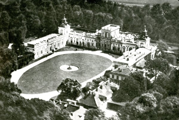 Warszawa, Wilanów