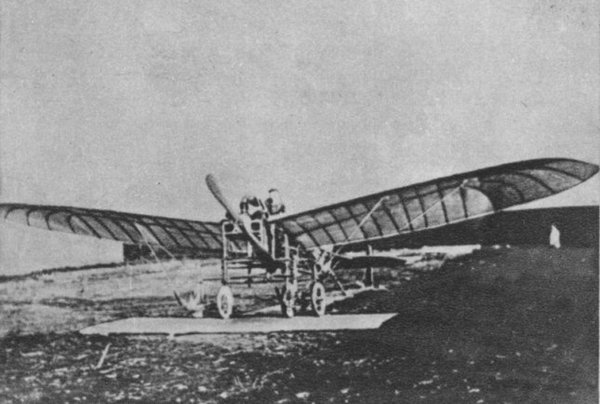 Samolot Łątka