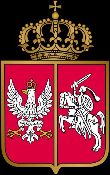 Flaga polska z czasów Powstania Listopadowego (1830)<br />