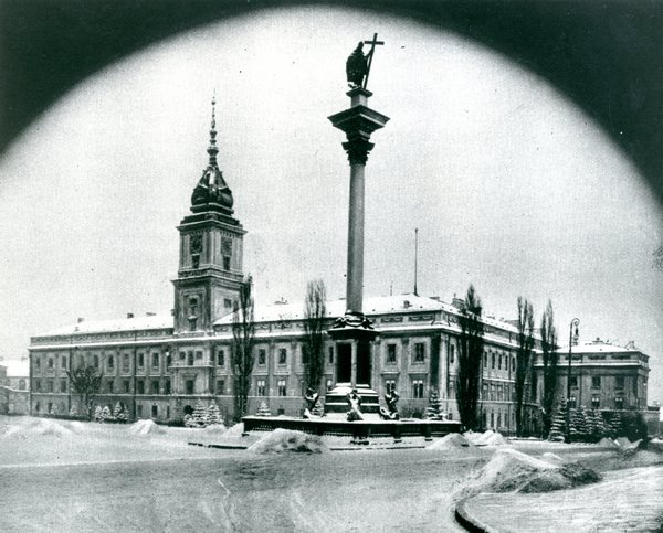 Warszawa, Zamek Królewski