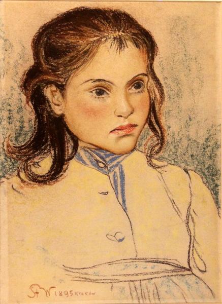 Stanisław Wyspiański, Dziewczynka