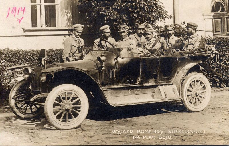 Patrol Związku Strzeleckiego