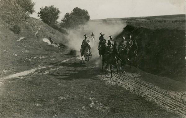Legiony Polskie, 1915