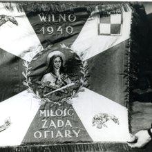 Sztandar polskich lotnikow