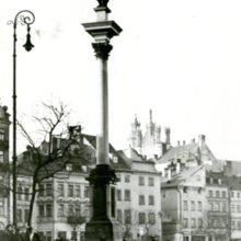 Warszawa, kolumna Zygmunta