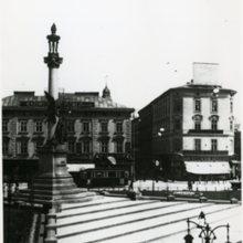 Lwów, Pomnik Adama Mickiewicza