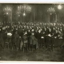 Obrady Konferencji Pokojowej w Rydze, 1921