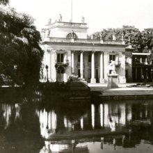 Warszawa, Łazienki Królewskie