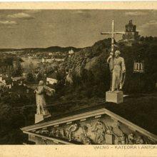 Katedra wileńska (detal)