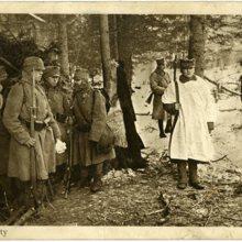 Legioniści  w Rafajłowej
