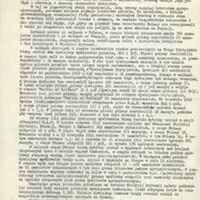 Raport o polskich lotnikach w Anglii