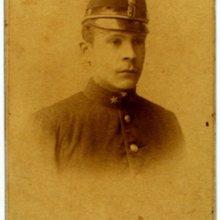 Haller w wojsku austriackim 1894.jpg