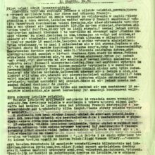 Komunikat Informacyjny dla prasy polskiej za granica