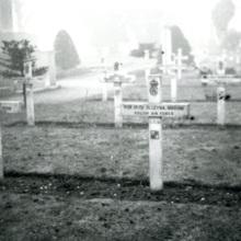 Groby Lotnikow w Anglii